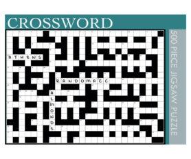 Crossword Puzzle Box