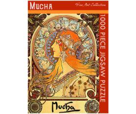 Mucha - Zodiac Box