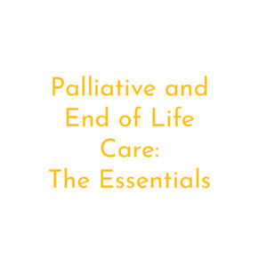 Palliative and EOL care
